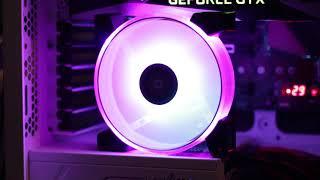 AZZA Hurricane II Digital RGB - Addresable RGB Fan Review