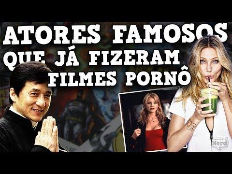 ATORES FAMOSOS QUE JÁ FIZERAM PORNÔ | +14