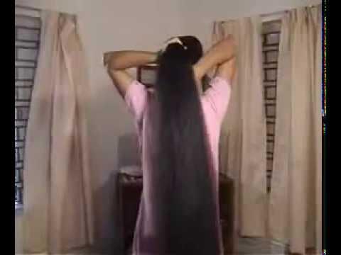 Long hair shinny Indian Girl _NEW-