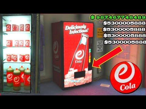Xxx Mp4 Gta 5 E Cola Vending Machine Glitch 2 Make Millions Important Message For Less Returns 3gp Sex