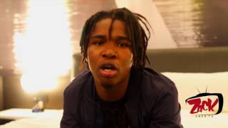 *Brooklyn   Aladdin Xantander Talks Being The Only BD Rapper In New York   Shot By @TheRealZacktv1
