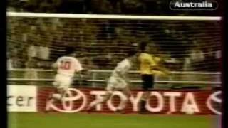 Highlights Iran Australia 1998 World cup, گزارش خیابانی