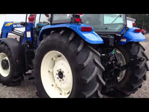 New Holland T5060 Tractor Sold on ELS