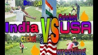 USA Vs INDIAN || Funny Video🤣 || Video By || Nrj Guru Style