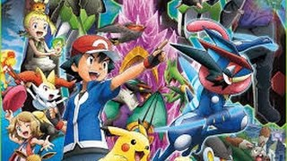 Pokemon XYZ Episode 7 English Dubbed