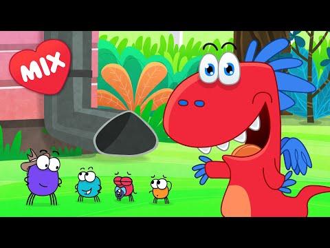 Piosenki dla dzieci Smoka Edzia 1 godzina