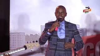 Alex Muhangi Comedy Store Jan 2018 - Tuliyambalengule