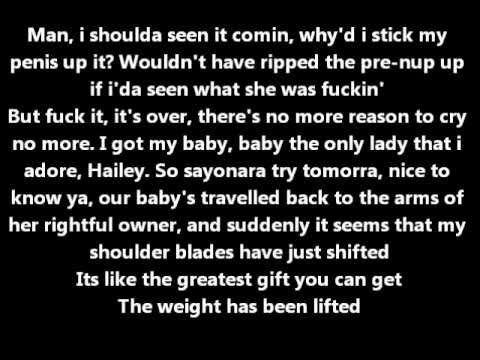 Eminem Hailey s Song Lyrics HQ sound
