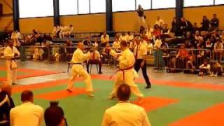 2nd International 3 Borders Open - Kumite Ippon Shobu Team Rotation Final