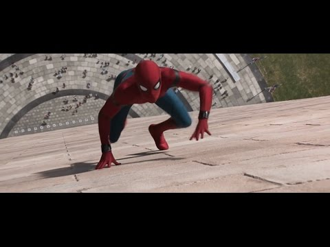 Spider Man Homecoming Official Trailer 1 HD 1080p 60fps