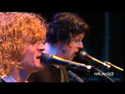 The Raconteurs - Level (Live from Hove festival Norway)