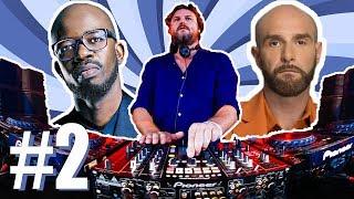 DJs of CERCLE #2 - SOLOMUN, VITALIC & BLACK COFFEE