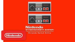 Nintendo Entertainment System - Nintendo Switch Online - Overview Trailer