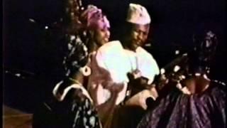Ballets Africains UN, 1968. Clip 2 of 4: Tutu Jara; Jarabi