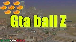 GTA SA Dragón Ball Z | Episodio 1 |Loquendo.