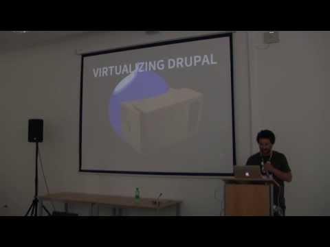 Mojzis Supka - Virtualize your dev environment