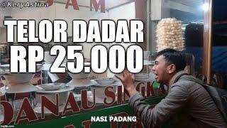 PARODY Bule Kvitland - Nasi Padang