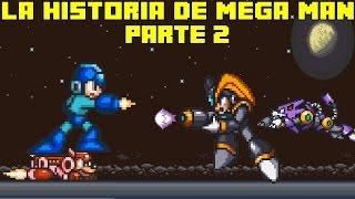 La Historia de Mega Man (Saga Clásica) PARTE 2 - Pepe el Mago