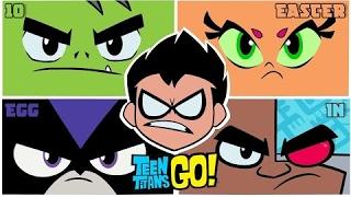 I 10 EASTER EGG più BELLI di TEEN TITANS GO! - Teen Titans GO Stranezze