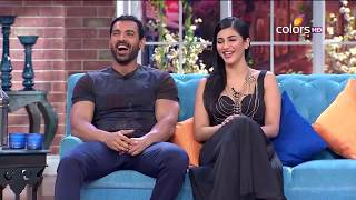 Comedy Nights with Kapil  - Anil Kapoor, John & Shruti Hassan - 30th August 2015 - Full Episode(HD)