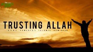 Trusting Allah