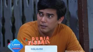 """RCTI Promo Layar Drama Indonesia """"DUNIA TERBALIK"""" Episode 159 & 160"""