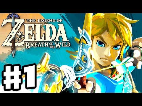 Xxx Mp4 The Legend Of Zelda Breath Of The Wild Gameplay Part 1 Link Awakens Nintendo Switch 3gp Sex