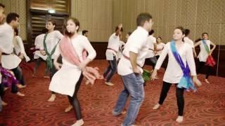 SANEDO DANCE - DIAMOND JUBILEE - INDIA