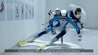 Pyeongchang 2018: Holiday Tour Guide 2018年平昌冬季奧運