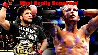 What Really Happened at UFC Brooklyn (Henry Cejudo vs TJ Dillashaw)