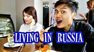 Susahnya punya pasangan Rusia #AMVLOG5