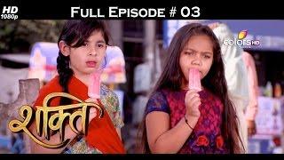 Shakti - 1st June 2016 - शक्ति - Full Episode