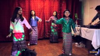 Bhutanese Youth in New York- Remixed Dance Performance