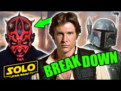Xxx Mp4 Solo Trailer FULL BREAKDOWN And THEORIES Star Wars Explained 3gp Sex