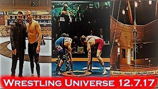 Kyle Snyder in Iran; David Taylor ready; Thomas Gilman makes the tough climb!- Wrestling Universe