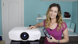 Review: Epson Home Cinema 4K video projector