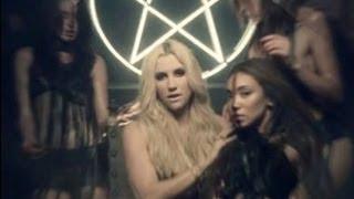 Kesha Channels Illuminati in New Music Video for