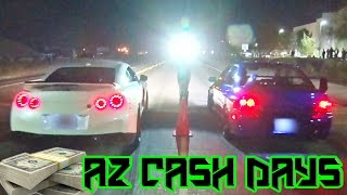 Street Racing THROWDOWN - Arizona CASH DAYS!