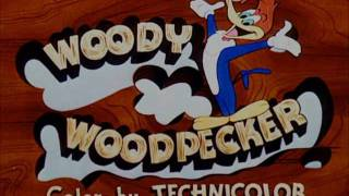 Woody Woodpecker theme