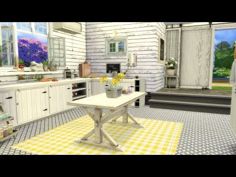 Xxx Mp4 The Sims 4 Speed Build COUNTRY KITCHEN CC LINKS 3gp Sex