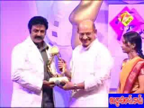 Balakrishna Best Actor Santoshan Awards 2008