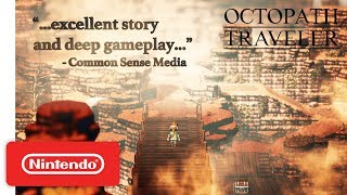 Octopath Traveler - Available Now!