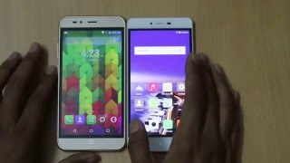 Intex Cloud Swift vs Gionee F103