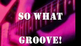 So What Backing Track - Funk Style Modal Jazz in D Minor