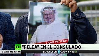 """Arabia Saudita: Khashoggi murió como resultado de una """"pelea"""" en el consulado en Estambul"""
