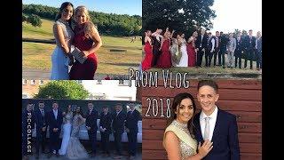 Prom Vlog 2018 ||Jess Vick||