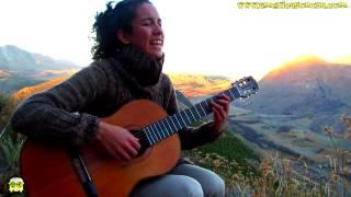 Antu en Esquel, Zamba del Pajaro Libre- AMERICA SONORA