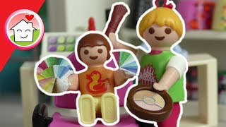 Playmobil Film deutsch  - Farb und Stilberatung im Shopping Center - Kinderfilm von Family Stories