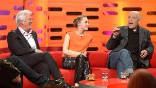 Saoirse Ronan shows us her training for fighting on screen - The Graham Norton Show - BBC One