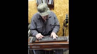 Barney Miller on Steel Guitar
